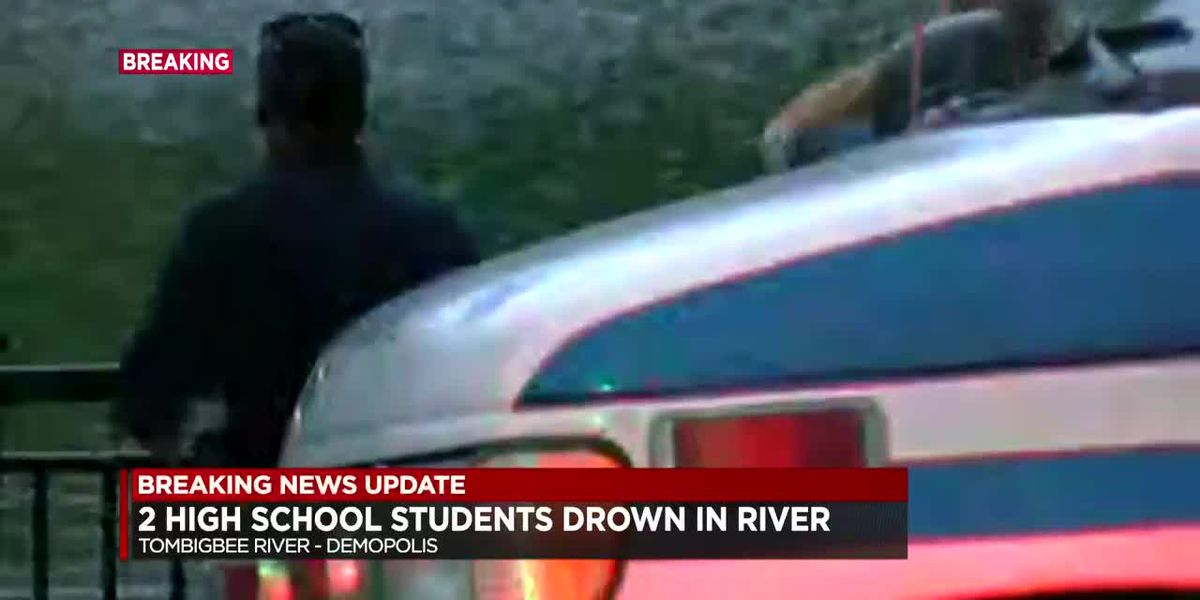 Bodies of drowned Demopolis students recovered