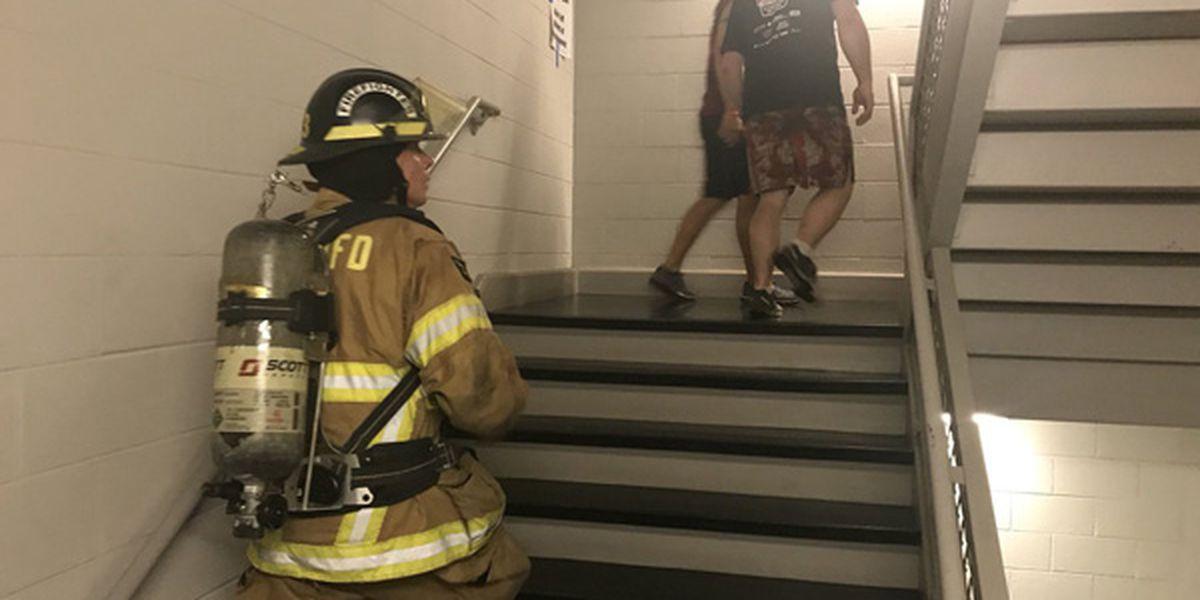9/11 Memorial Stair Climb brings hundreds to Montgomery
