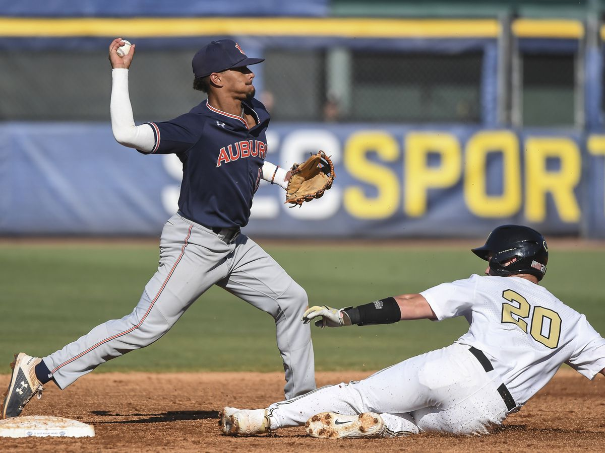 Bleday has 5 hits, Vanderbilt rolls to 11-1 win over Auburn