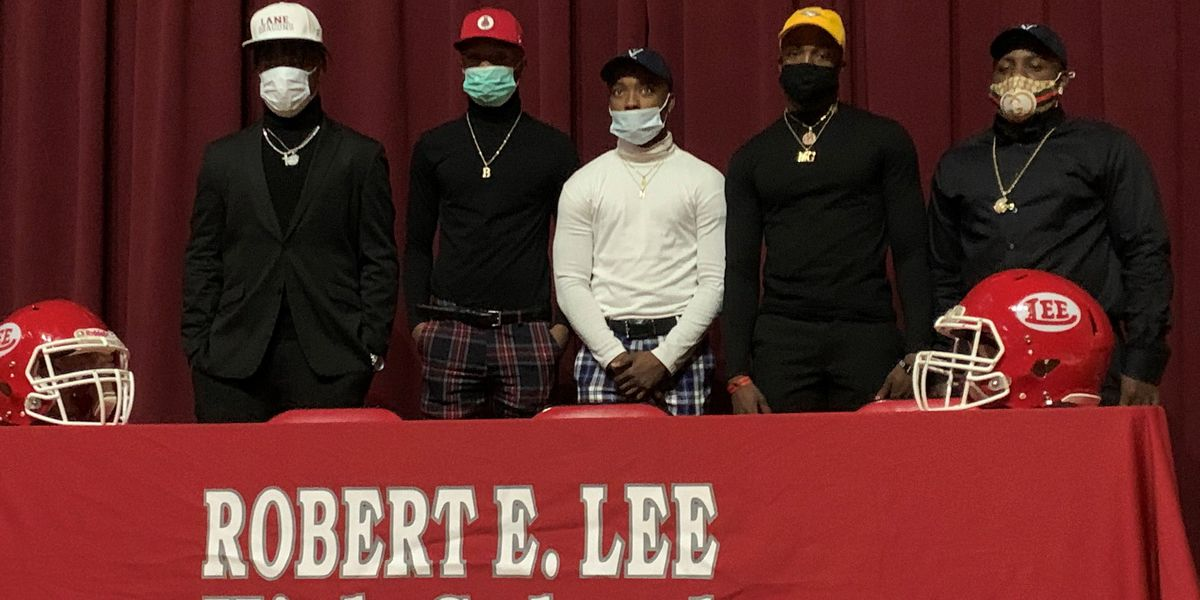 Area athletes take part in National Signing Day