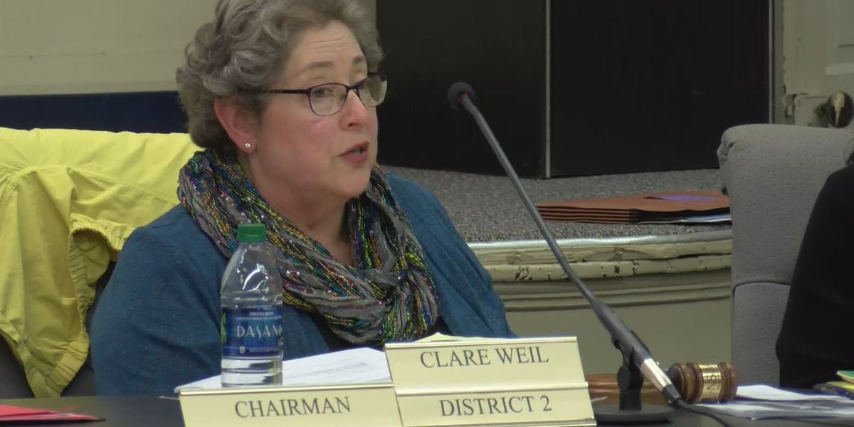 MCBOE swears in new members, elects newcomer as president