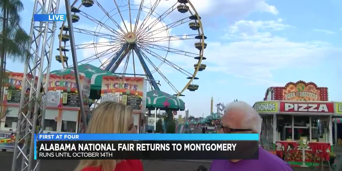 Details on the rides at this year's Alabama National Fair