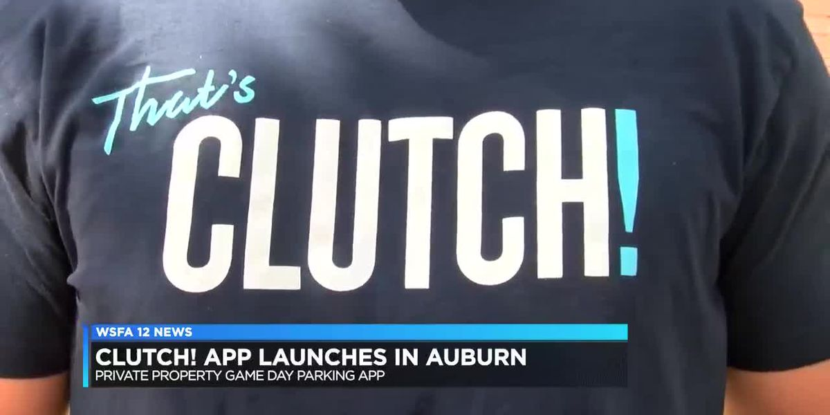 New app helps with parking during Auburn football games
