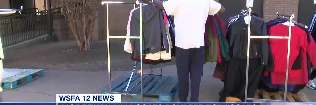 More than 1,300 coats donated during annual Coats for Comfort drive