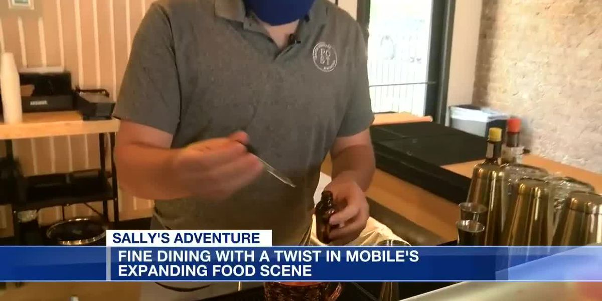 Fine dining with a twist in Mobile's expanding food scene