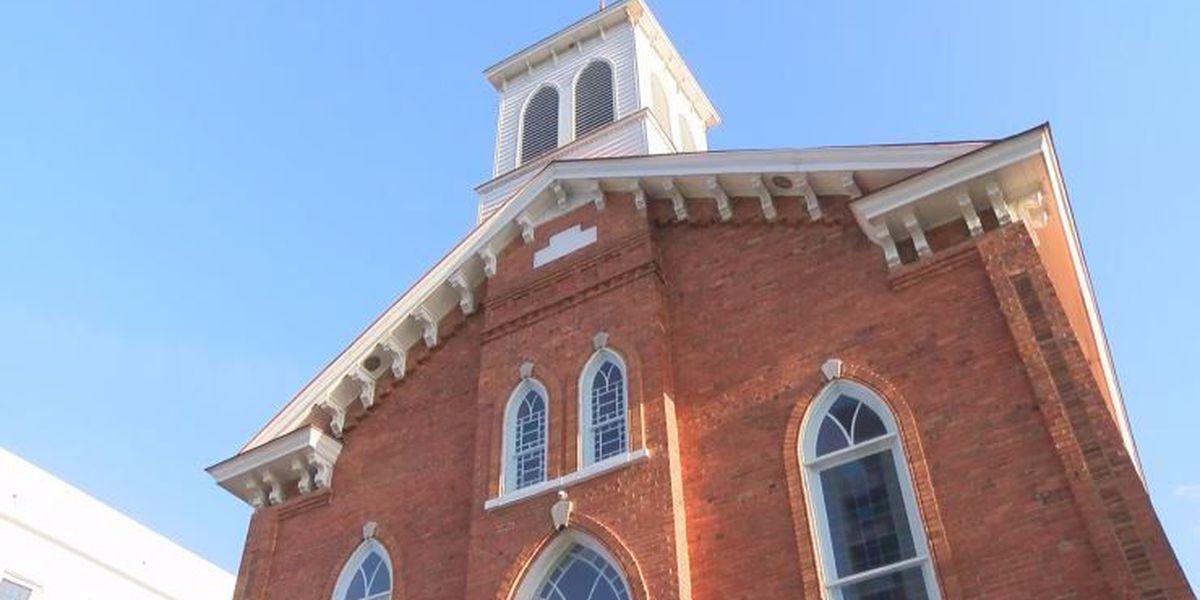 Churches discuss plans, vaccine as COVID cases surge
