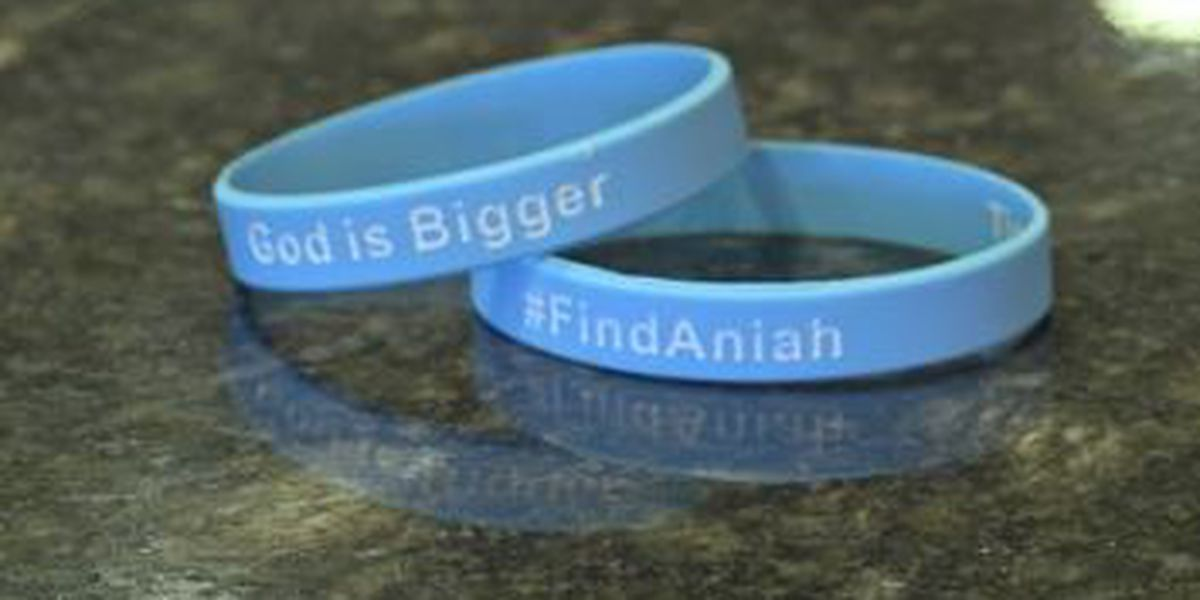 'Find Aniah' bracelets spreading throughout Alabama