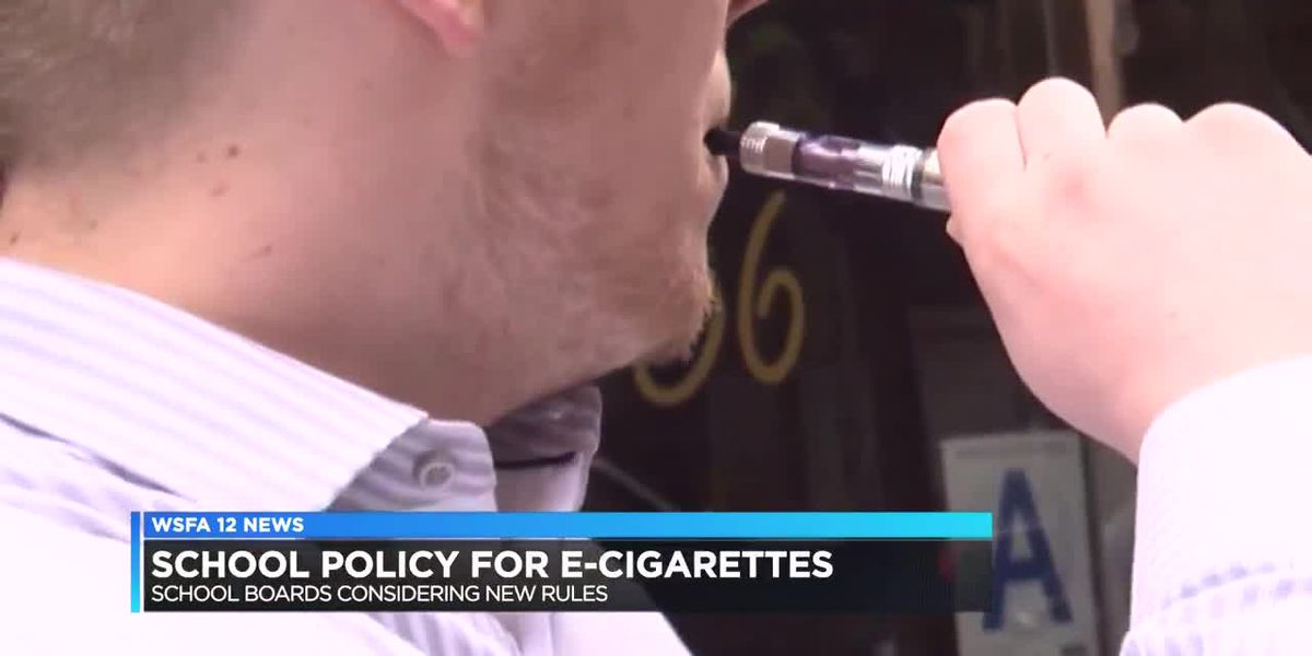 ADPH concerned about e-cigs in schools