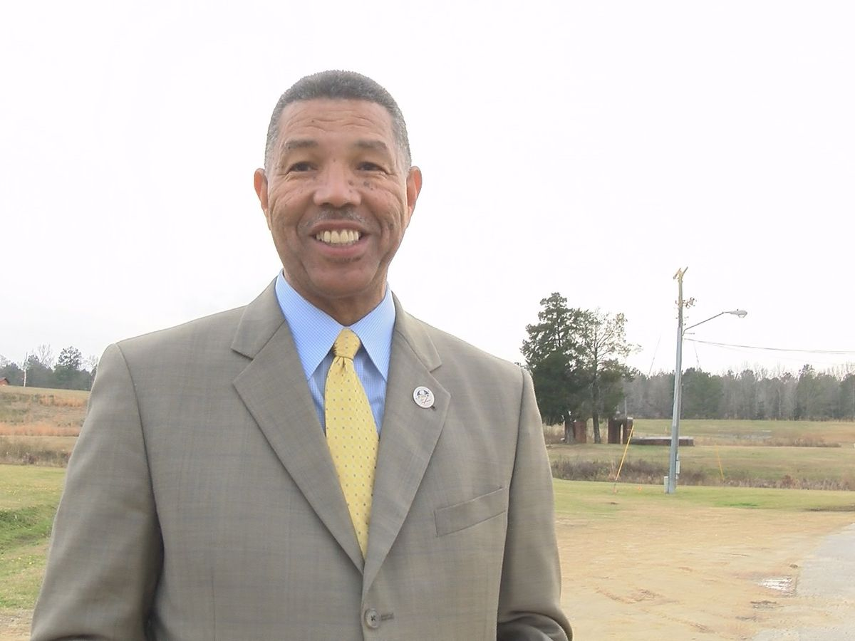 Tuskegee mayor talks progress, what's ahead for the city