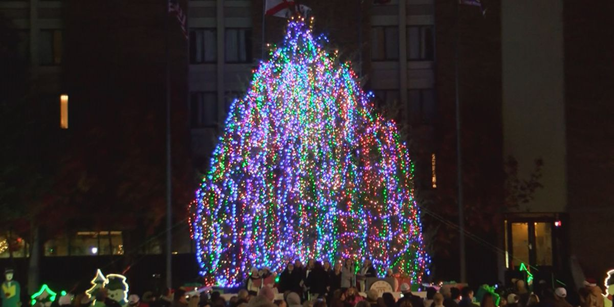 2020 Christmas events in the WSFA viewing area