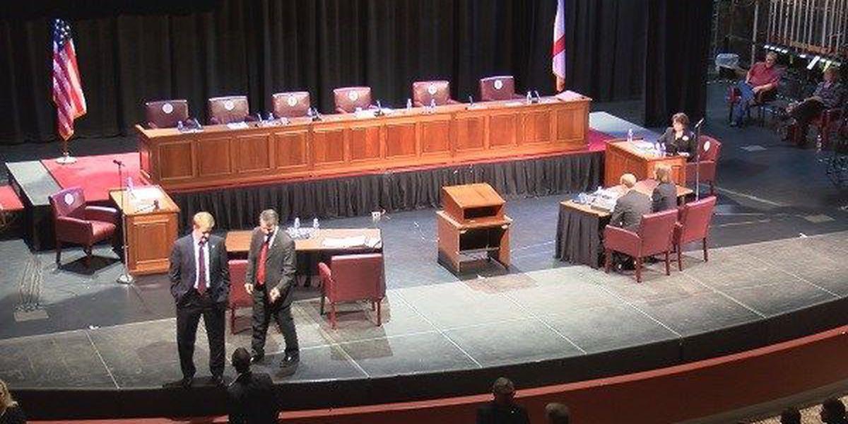 Troy University hosts Supreme Court hearing on landmark case