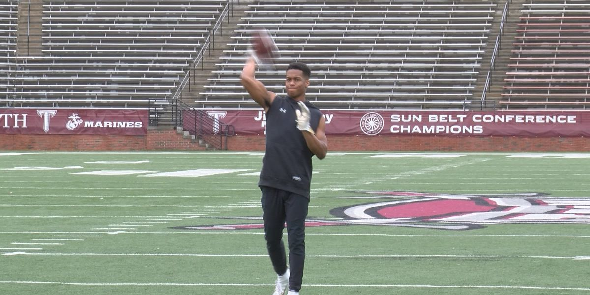 Trojans impress NFL scouts at Pro Day