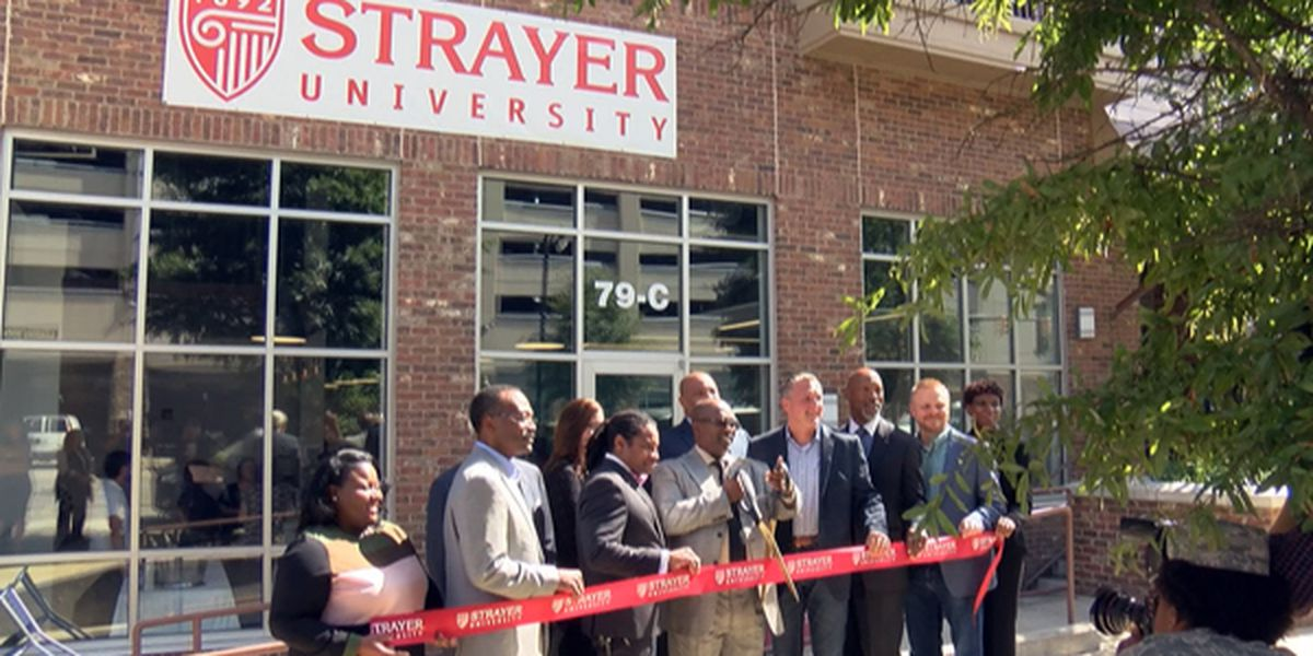 New university opens in Montgomery