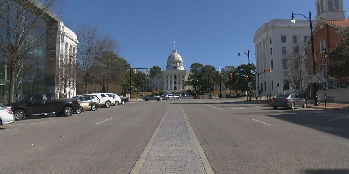 Some downtown Montgomery streets closing for protest precautions