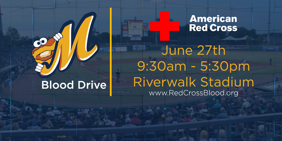 Montgomery Biscuits, Red Cross team up for blood drive