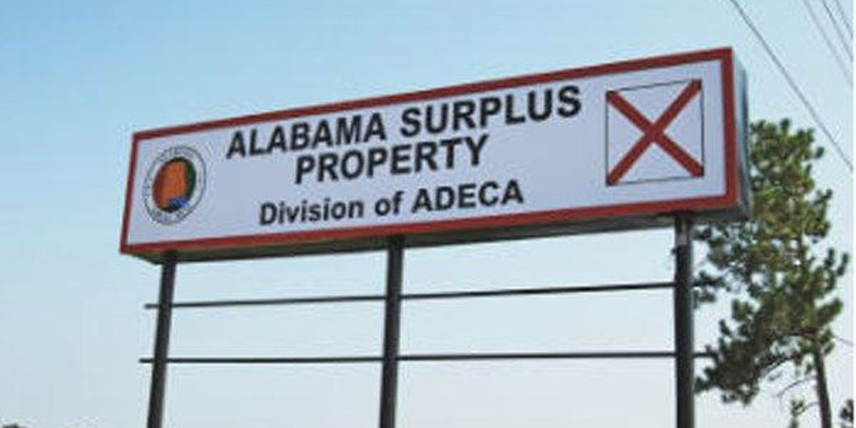 ADECA moves surplus property auctions online