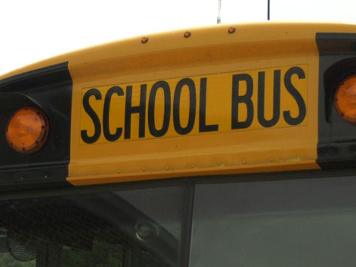 Wreck involving Alabama school bus kills 1, injuries several