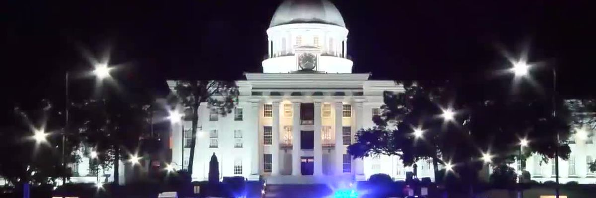 Man found dead in front of Alabama Capitol Friday morning