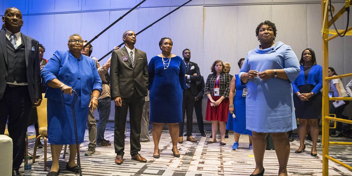 Tight race in Georgia shines light on voting restrictions