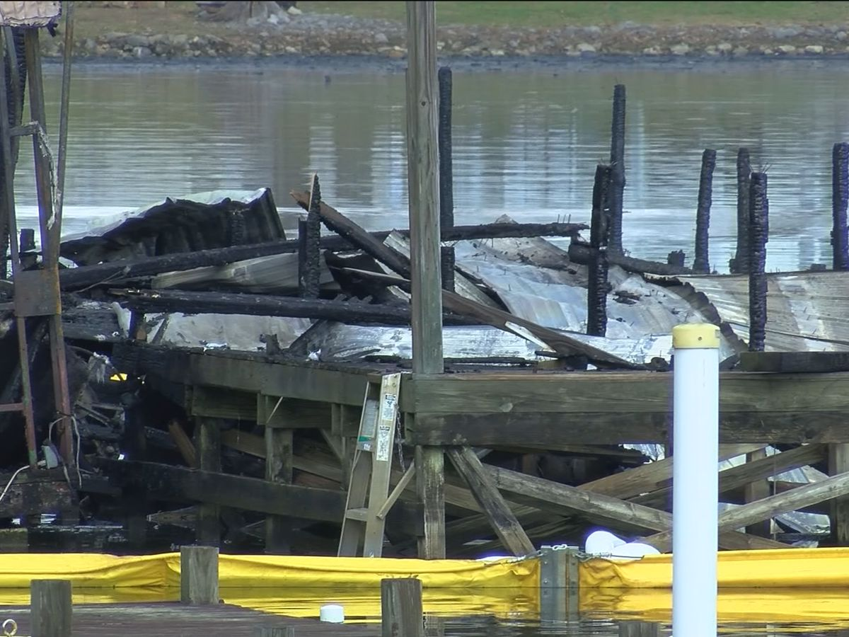 'There was nothing they could do': Neighbor vows to help after witnessing deadly marina fire