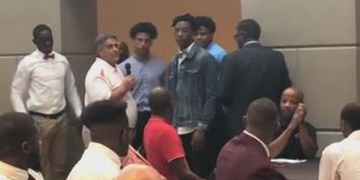 Press conference held ahead of 83rd annual Tuskegee-Morehouse Classic