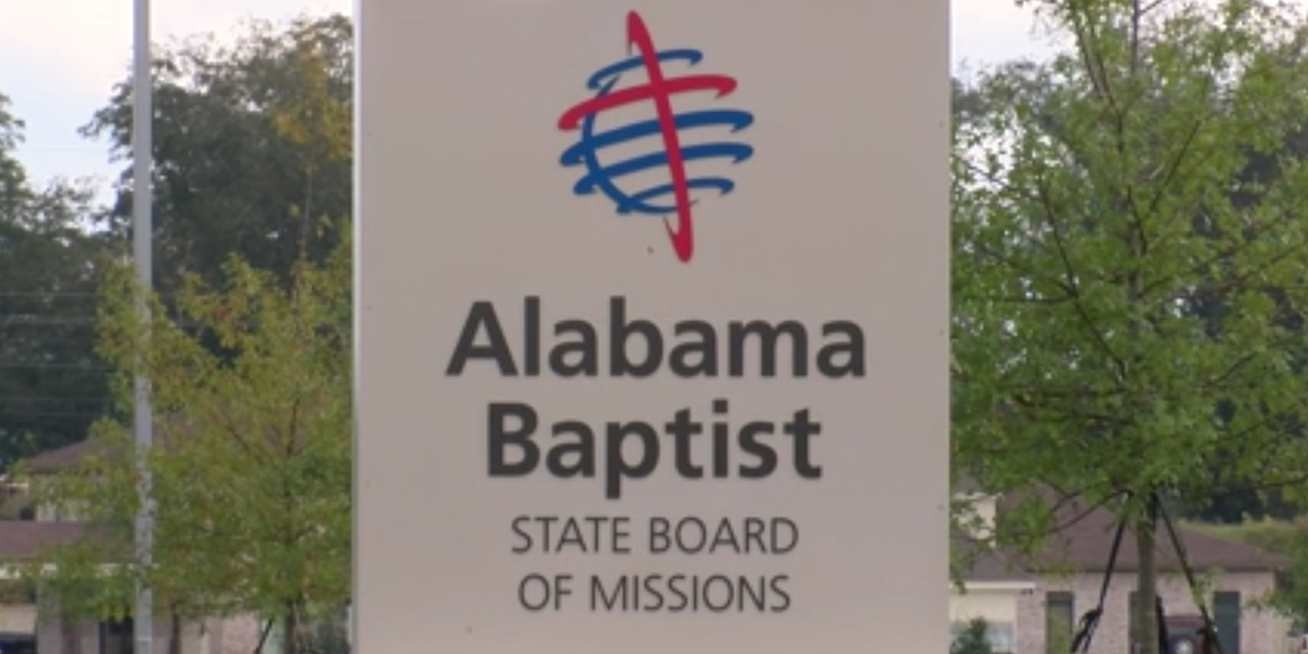 AL Board of Missions coordinates aid to the Wiregrass