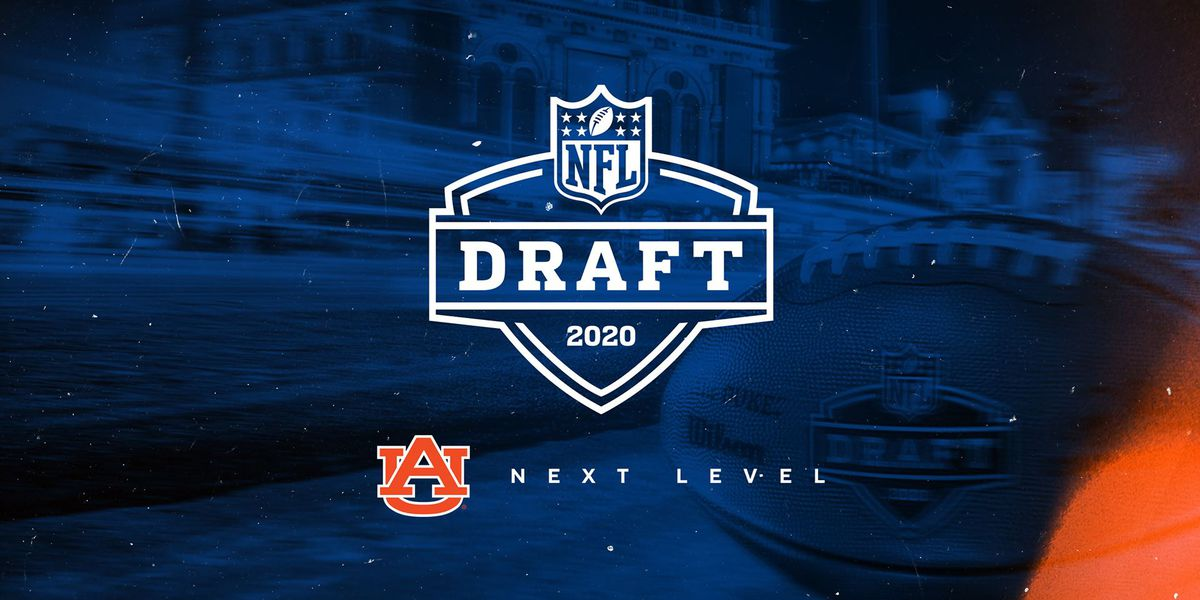 3 Auburn Tigers taken on NFL's final day of draft