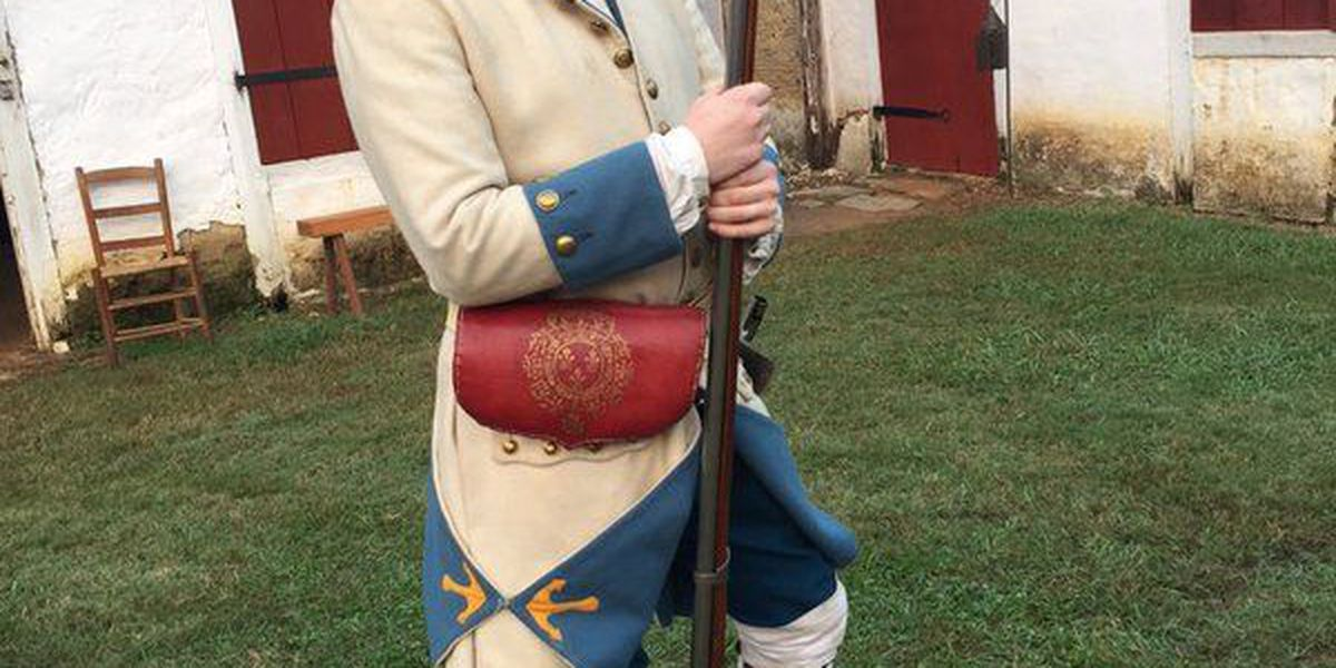 Take a journey back to the 1700s; LIVE demonstrations happening on TIA