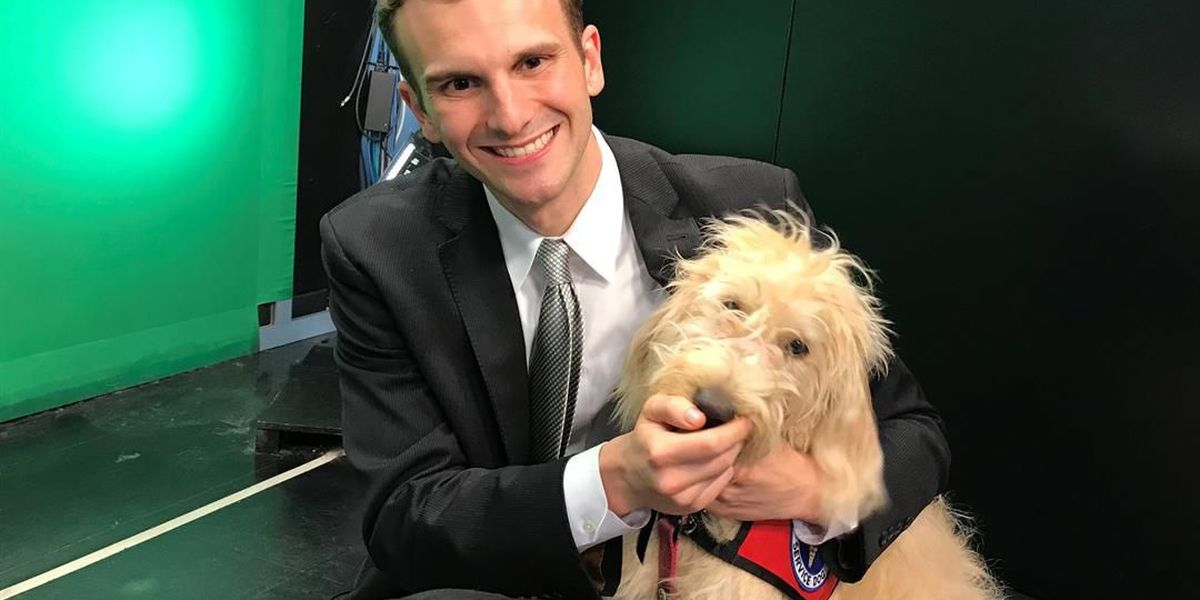 Bailey reunites with Tallulah, heads to FL for training