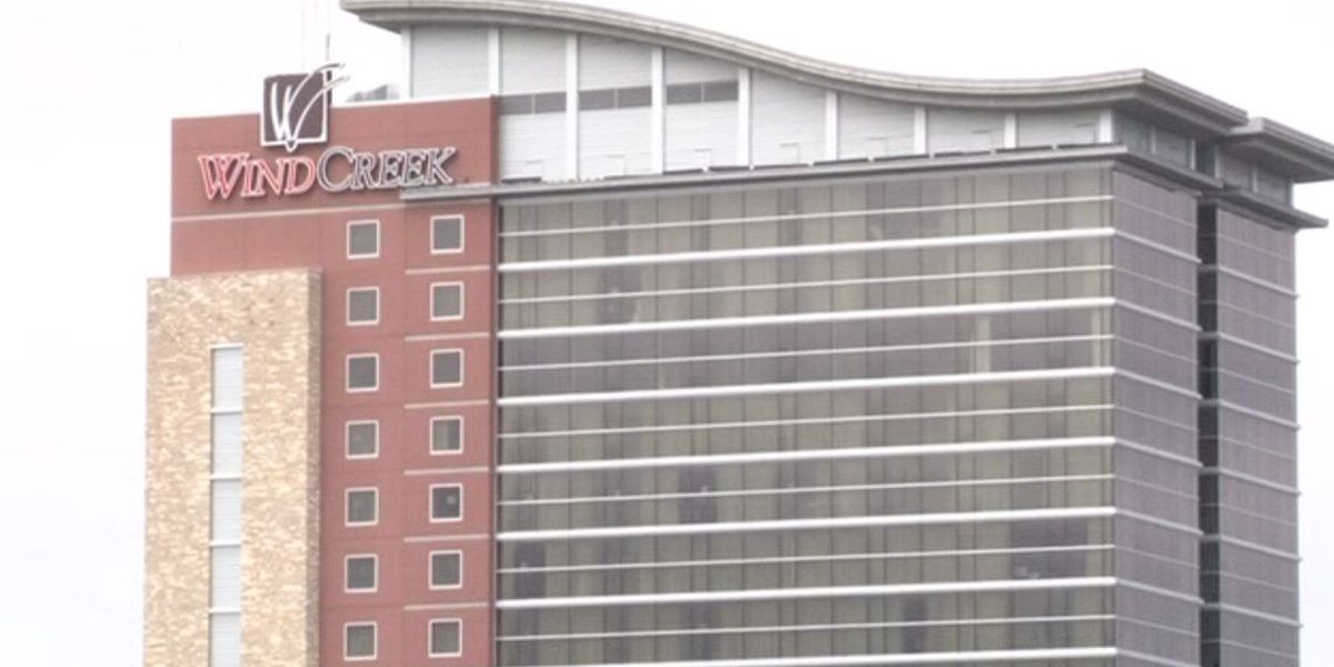 Wind Creek sets dates to reopen all Alabama casinos