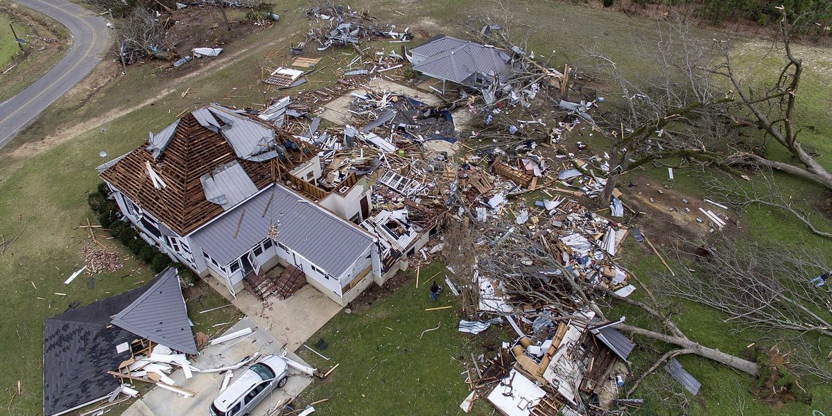 Tragedy in Alabama: A detailed look at Sunday's tornado outbreak