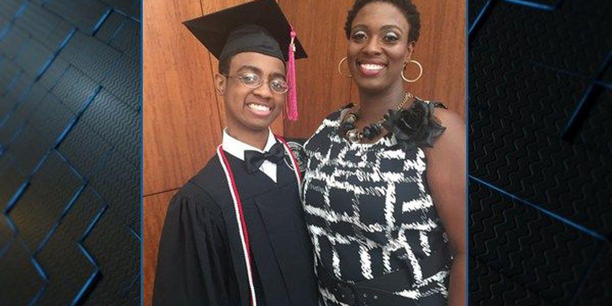 Teen graduates high school months after receiving double lung transplant