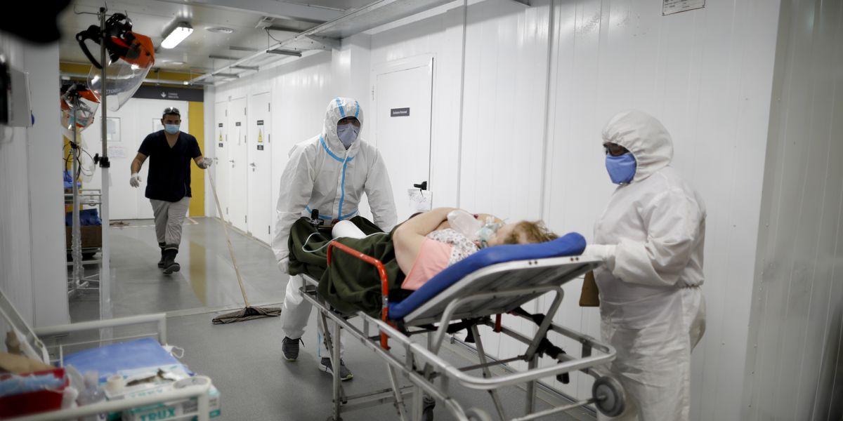 Nevada man is first in North America to get coronavirus twice
