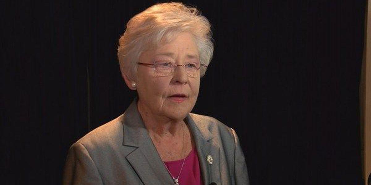 AL governor, 6 others back Trump nomination for Nobel Peace Prize