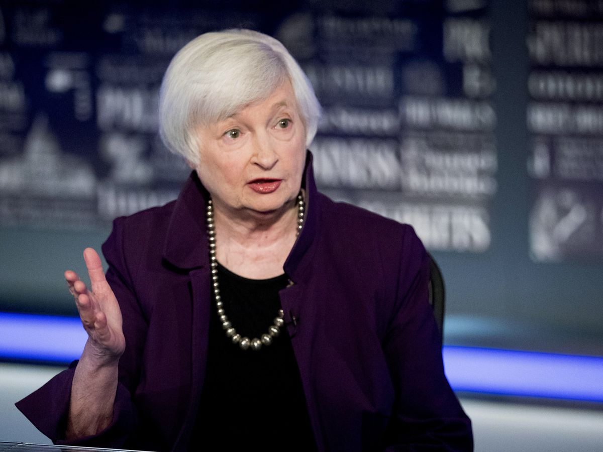 Yellen pushes GOP senators on $1.9 trillion relief package