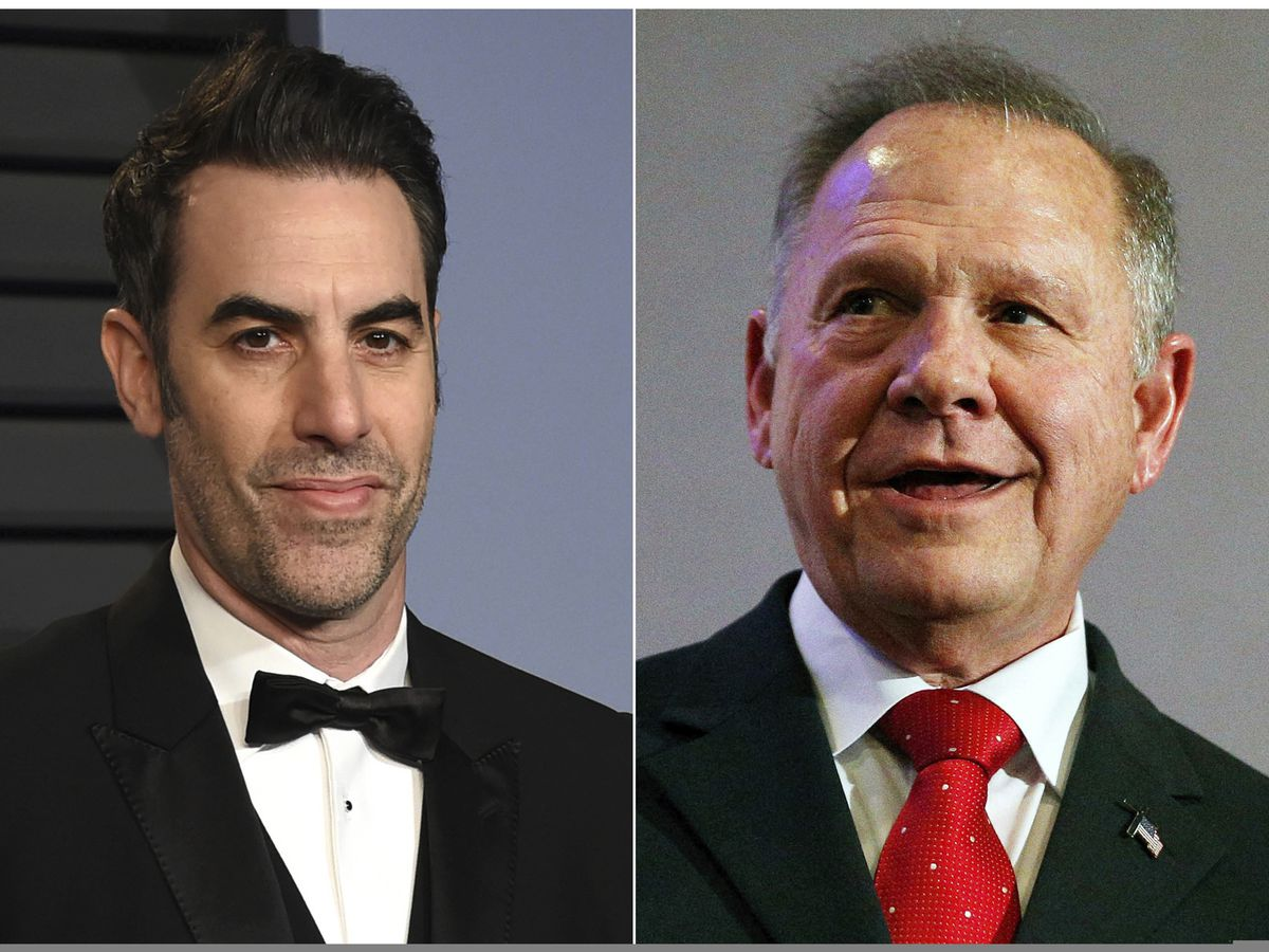 Baron Cohen asks judge to dismiss Moore lawsuit