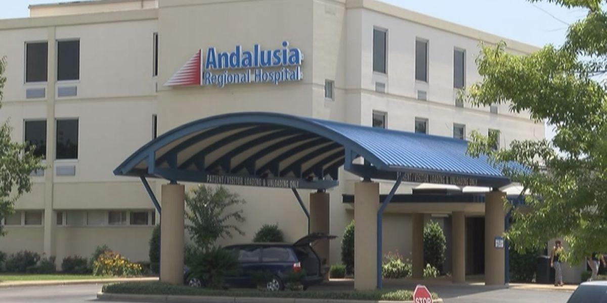 Andalusia Health halts hospital visitations