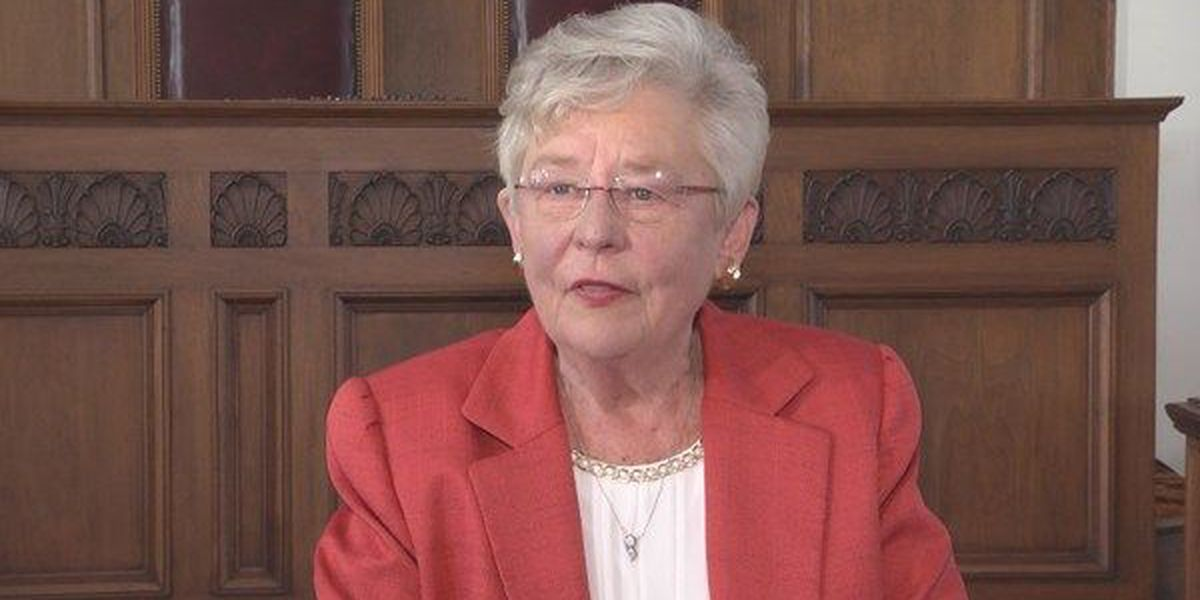 New ranking shows Kay Ivey among nation's most popular governors