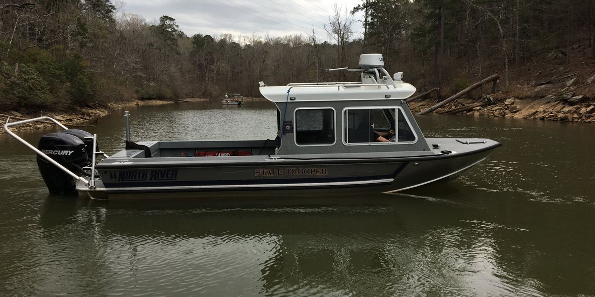 New sonar used to find sunken boat on Lake Martin