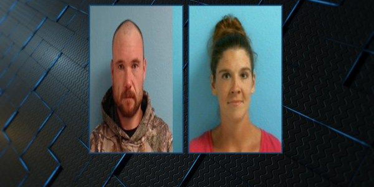 2 arrested following string of thefts, burglaries in Andalusia