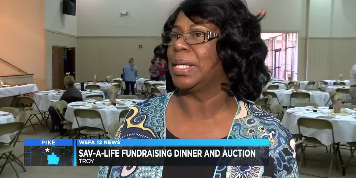 Sav-A-Life dinner and auction held in Troy