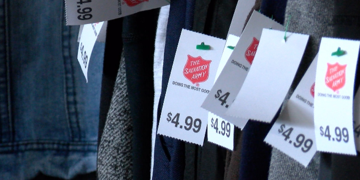 Donations stolen from Pike County Salvation Army Thrift Store