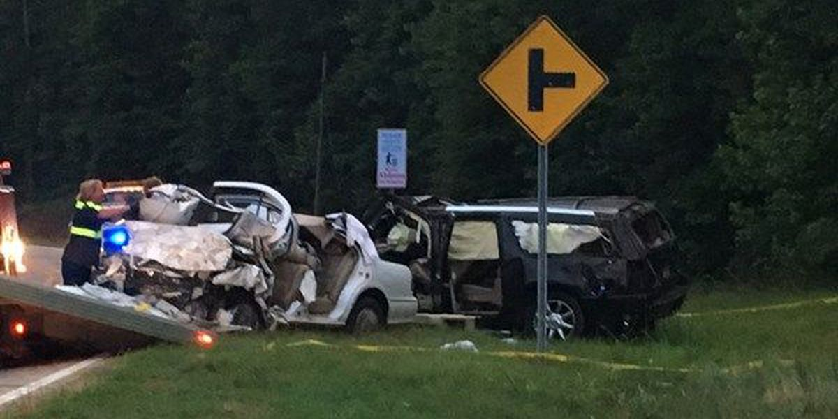 Pike county woman killed in car crash