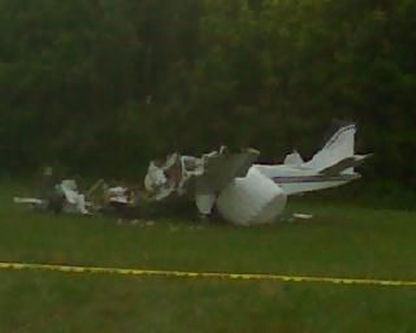 Two dead, others injured Lee Co  plane crash