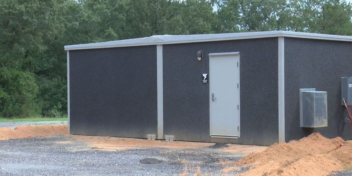 New storm shelter being built in Pike County town