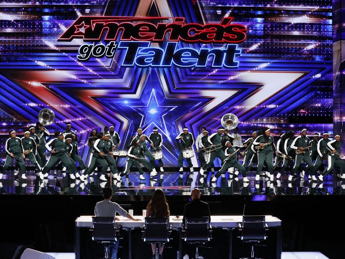 JD marching band cut in latest round of AGT performances