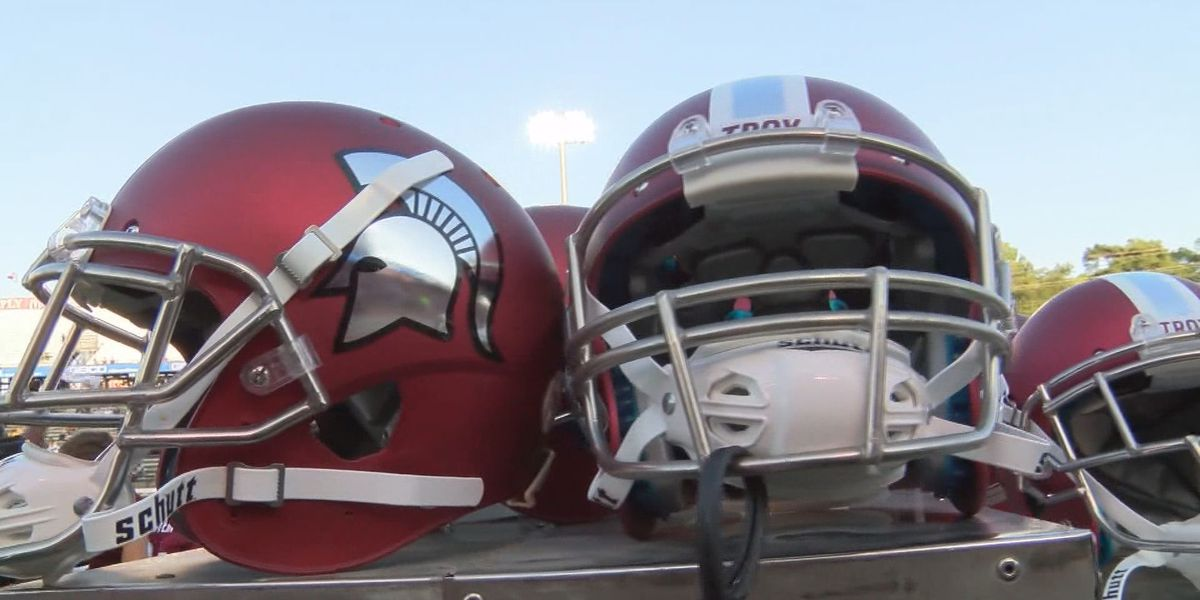 Troy, South Alabama football game postponed because of COVID-19