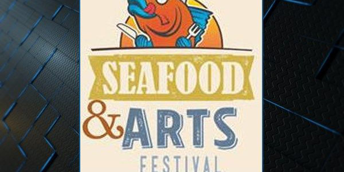 Seafood & Arts Festival offers live music, food and more