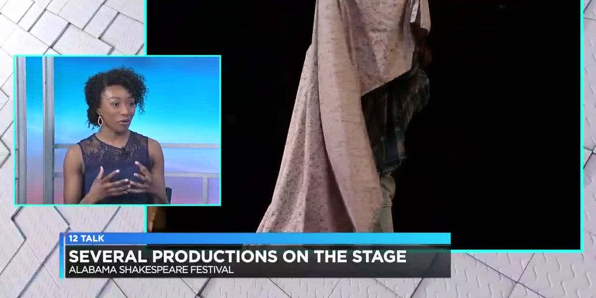 12 Talk: Several productions on stage at ASF