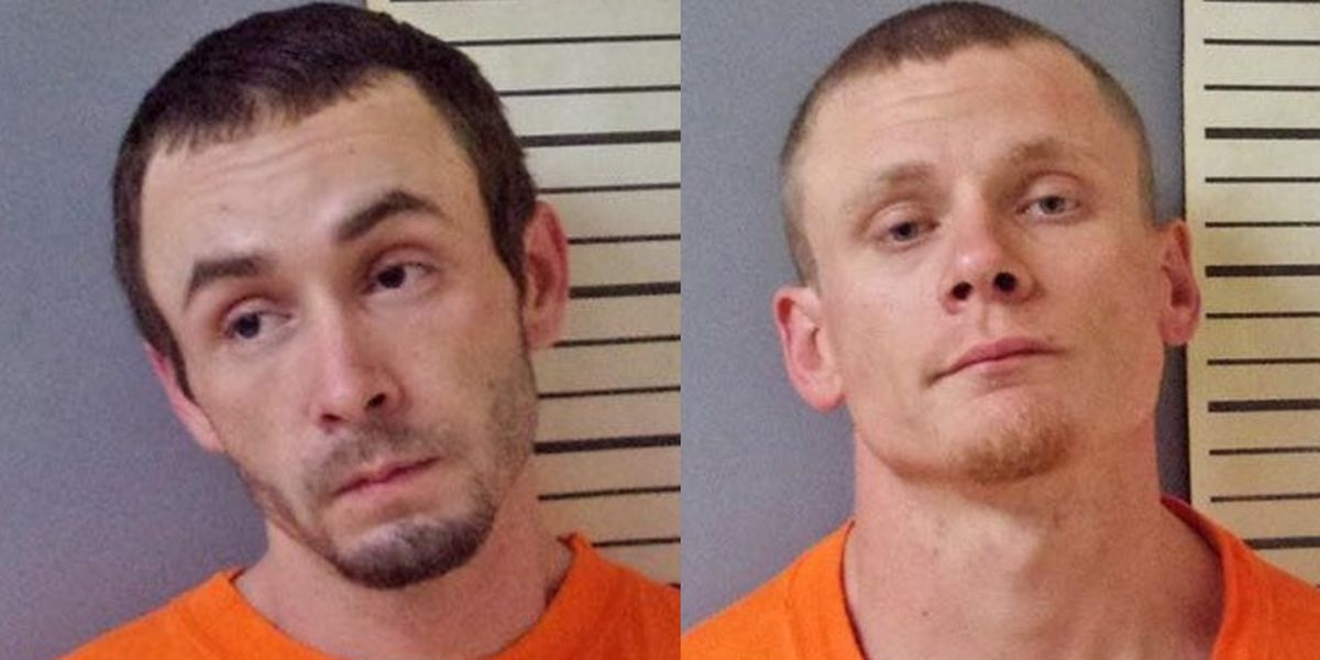 Police: 2 charged with assaulting elderly man in Andalusia